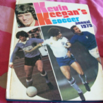 KEVIN KEEGAN'S SOCCER ANNUAL, 1979 unclipped to find